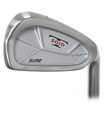 Mizuno T-Zoid Sure Single Iron