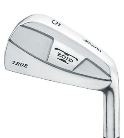 Mizuno T-Zoid True Single Iron