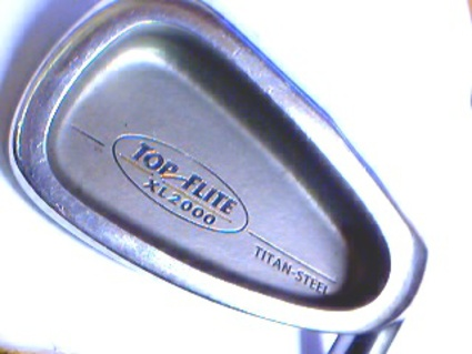 Topflite XL 2000 Single Iron