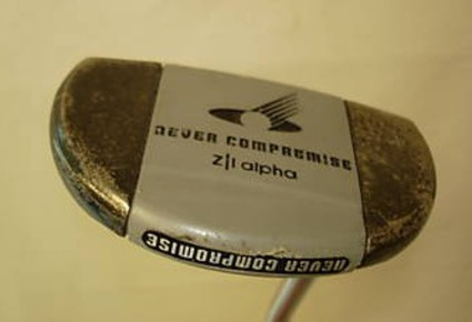 Never Compromise Z/I Alpha Putter