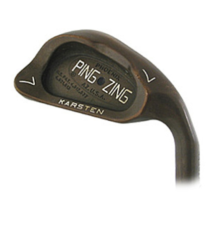 Ping Zing Beryllium Copper Single Iron