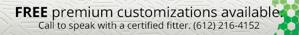 Premium customizations for new Mizuno Golf clubs