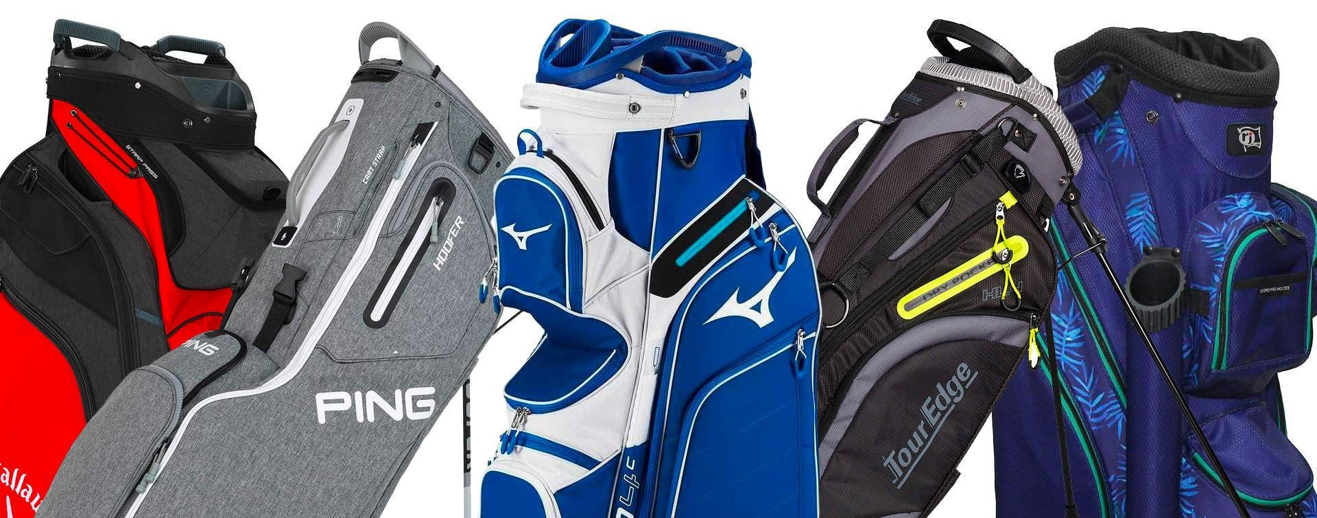 Golf Bag Specials Banner Image