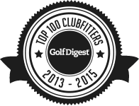2013 - 2016 Top 100 Clubfitters - Golf Digest