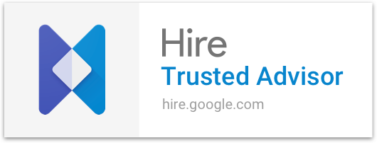 Google Hire Trusted Advisor