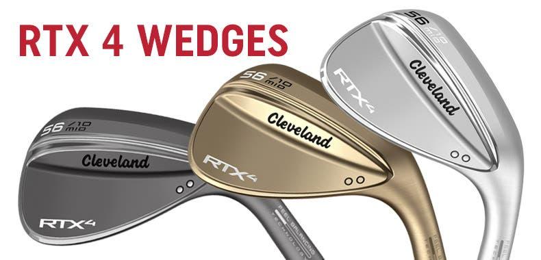 Cleveland RTX 4 Wedges