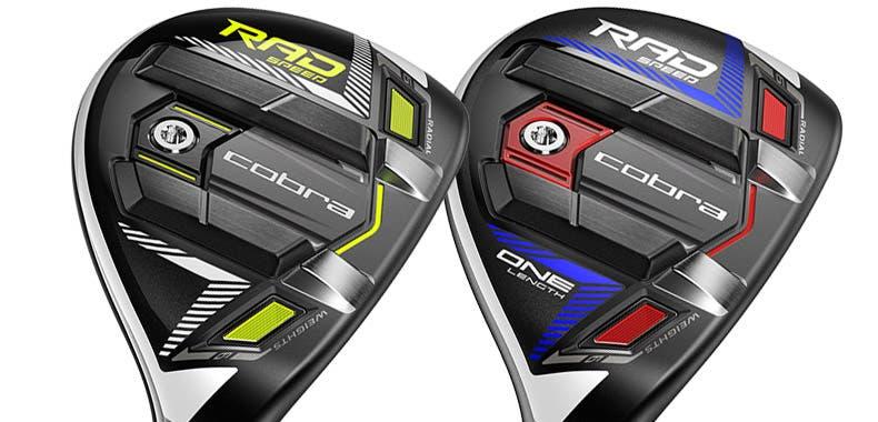 Cobra RAD Speed Hybrids