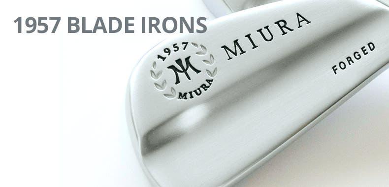 1957 Blade Iron Set