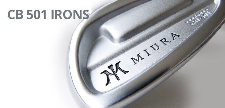 CB 501 Irons