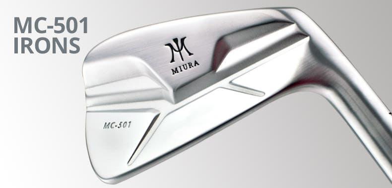 MC-501 Irons