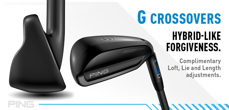 Ping G Series Crossovers