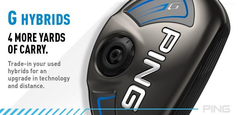 Ping G Series Hybrids