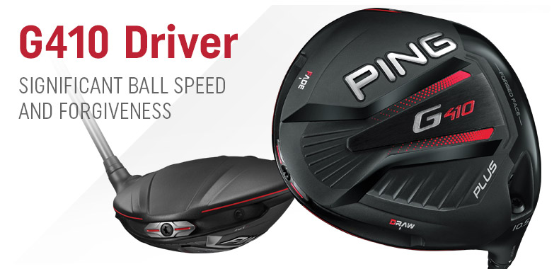 Ping G410 Drivers