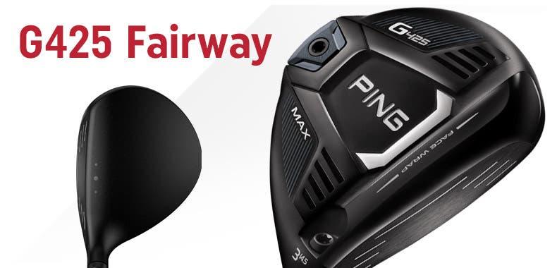 Ping G425 Fairway