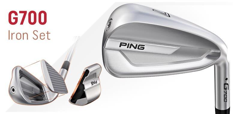 Ping G700 Iron Sets