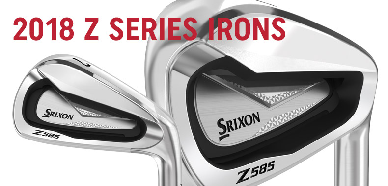2018 Z Series Irons