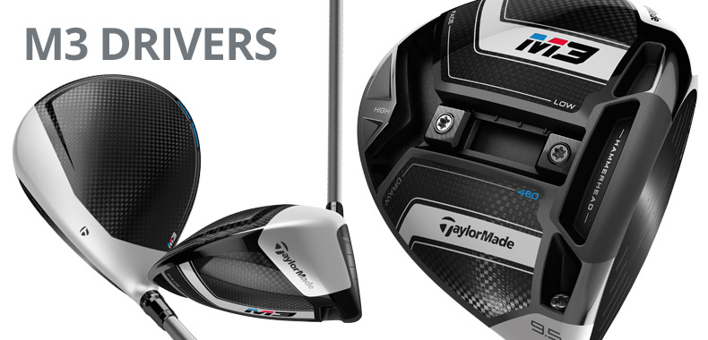 TaylorMade M3 Drivers
