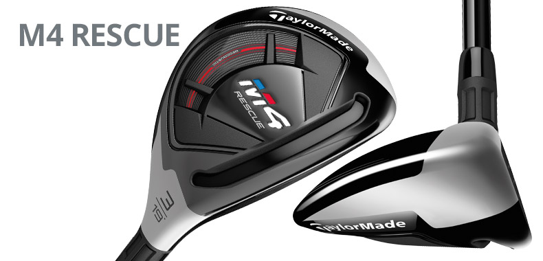 TaylorMade M4 Rescues