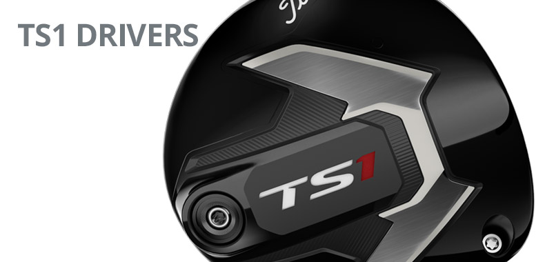 Titleist TS1 Drivers