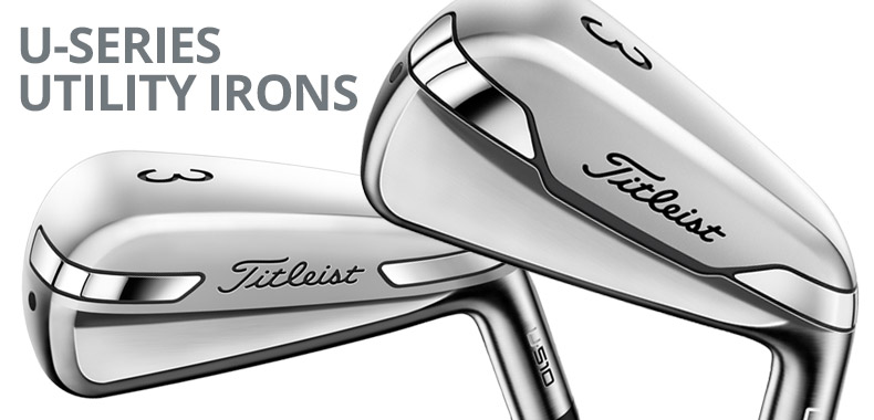 Titleist U-Series Utility Irons