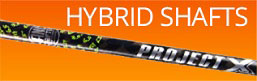 Shop Hybrid Golf Club Shafts