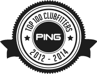 2012 - 2014 Top 100 Clubfitters - Ping