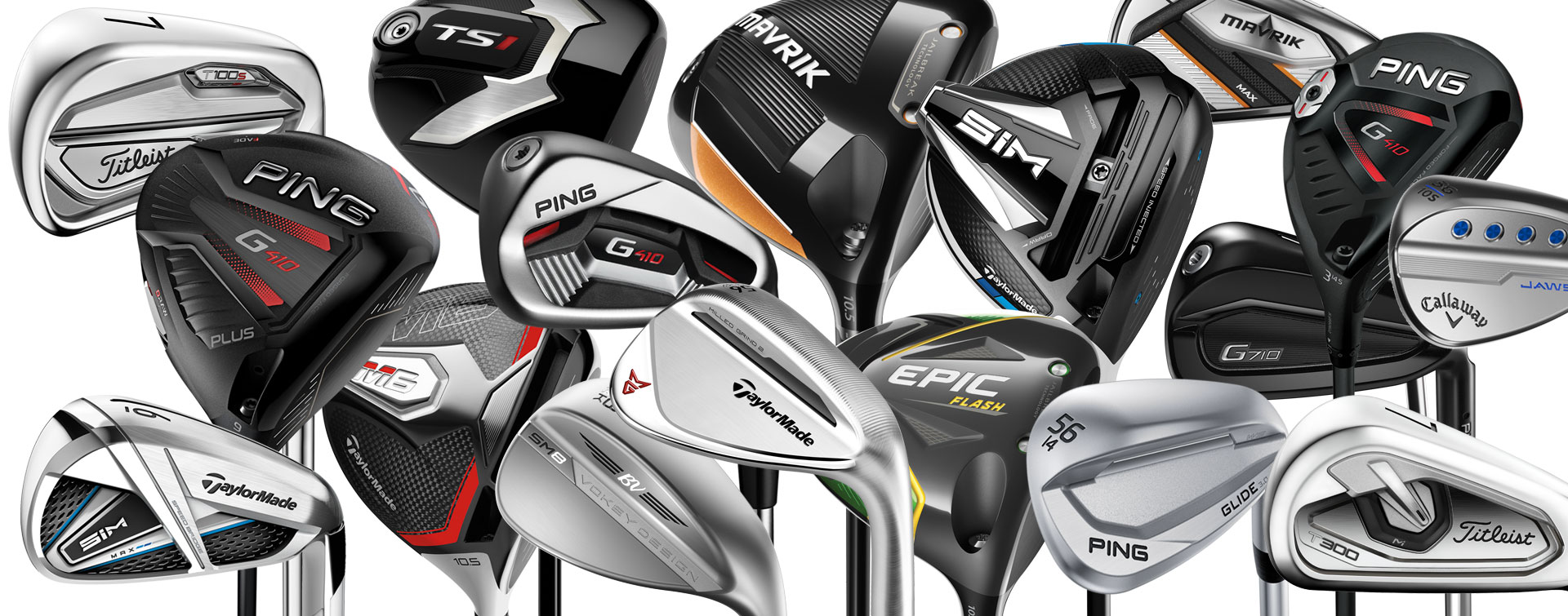 Pre Owned Golf Clubs