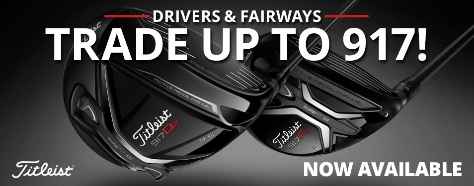 917s from Titleist Available Now