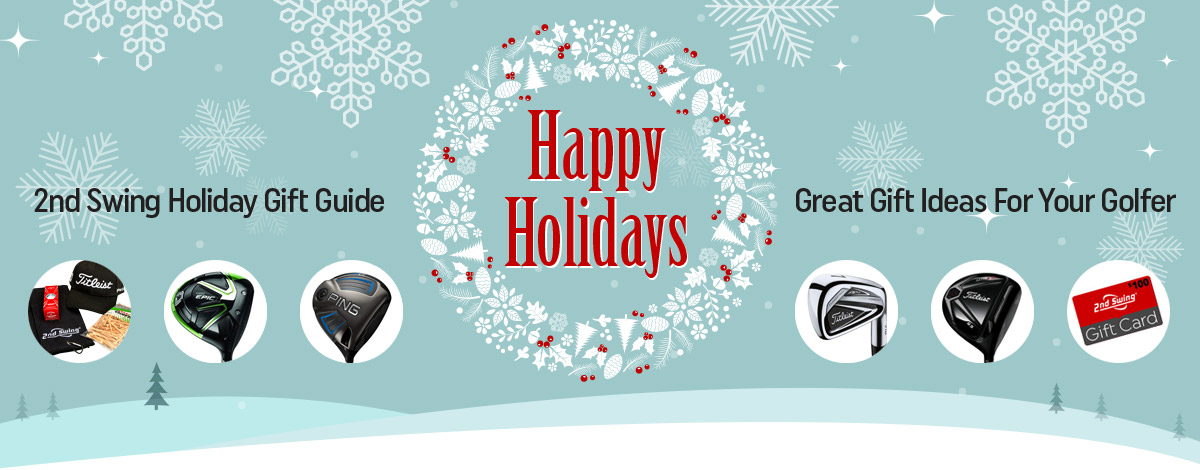 Great Gift Ideas for Your Golfer