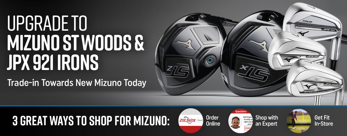 New Mizuno Golf Clubs
