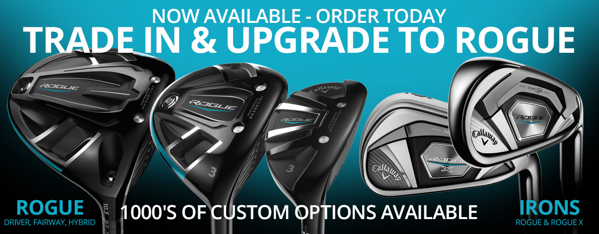Pre-Order the new clubs from Callaway