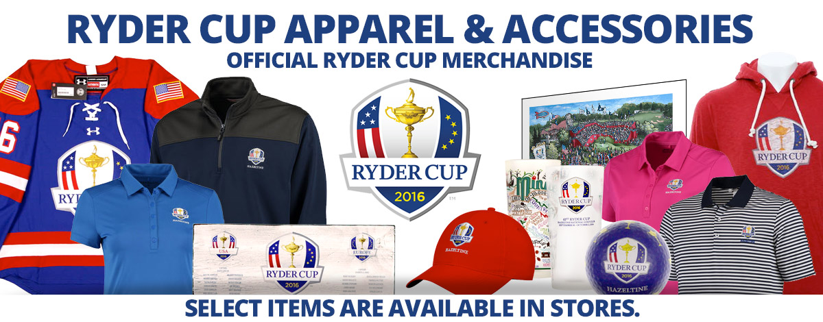 Ryder Cup Apparel 2nd Swing Golf