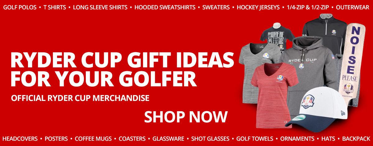 Ryder Cup Apparel and Accessories
