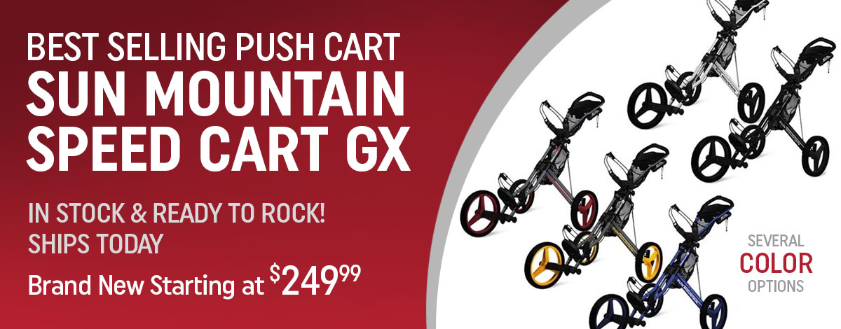 Push Carts In Stock