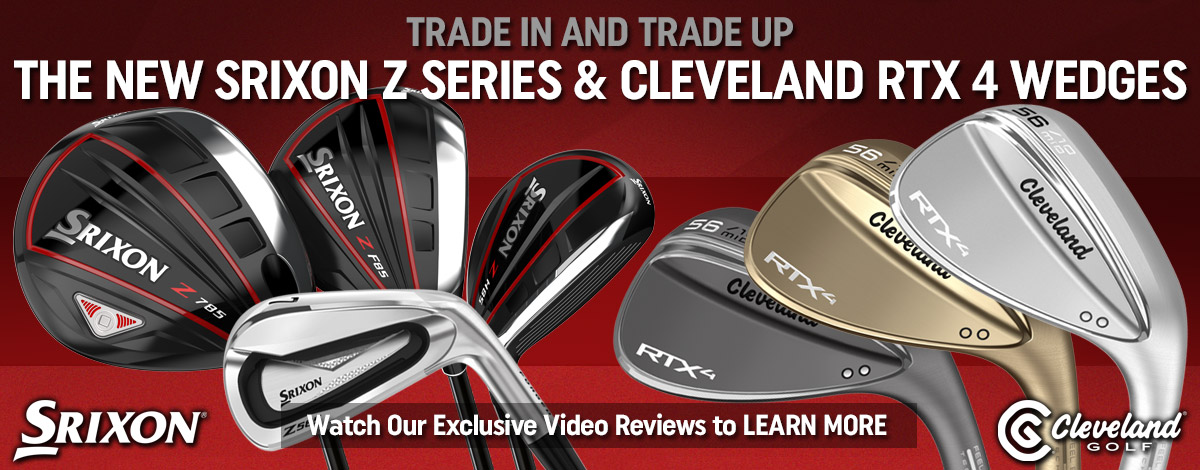 Cleveland & Srixon Golf Clubs
