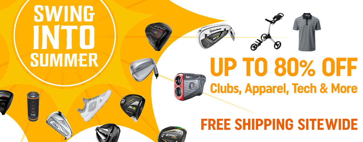 Used Golf Clubs Apparel Shoes Gps New Equipment 2nd Swing Golf