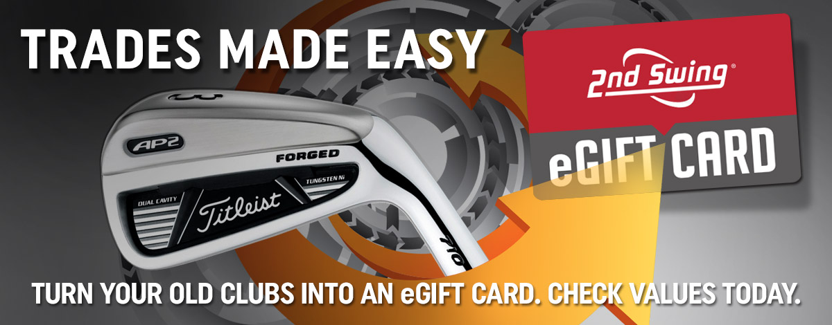 Trade-in Your Clubs Now